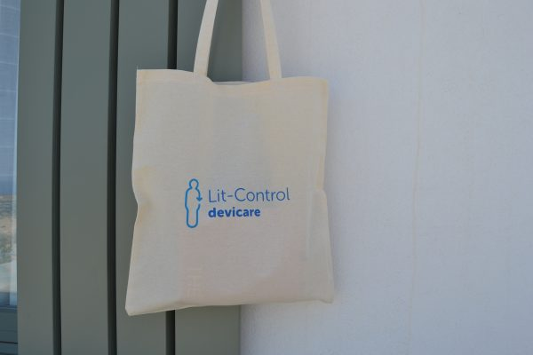 Medprisma υφασμάτινη τσάντα ώμου tote bag 2