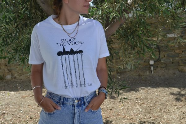 Mshop Megaron μπλούζα λευκή 2