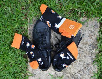 Skroutz κάλτσες ζακάρ