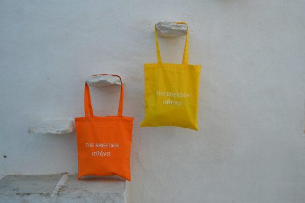 The Breeders πάνινη τσάντα ώμου tote bag