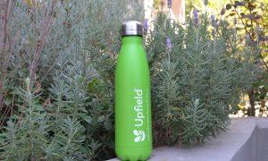 ανοξείδωτο διπλότοιχο μπουκάλι