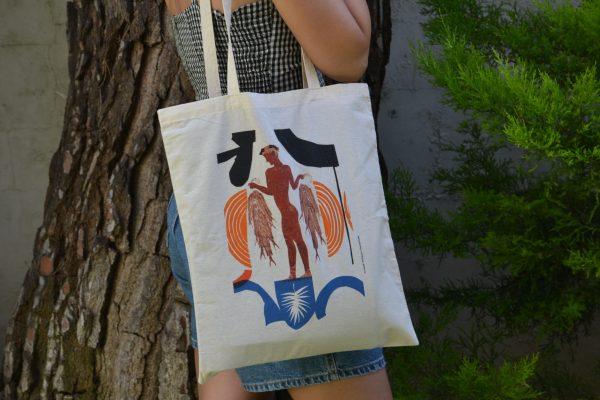 Tote bag, τσάντα ώμου