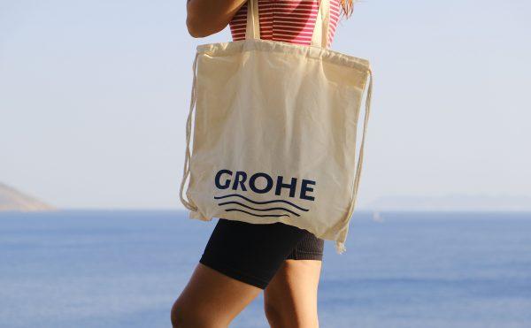 Valuecom Grohe tote bag backpack 1